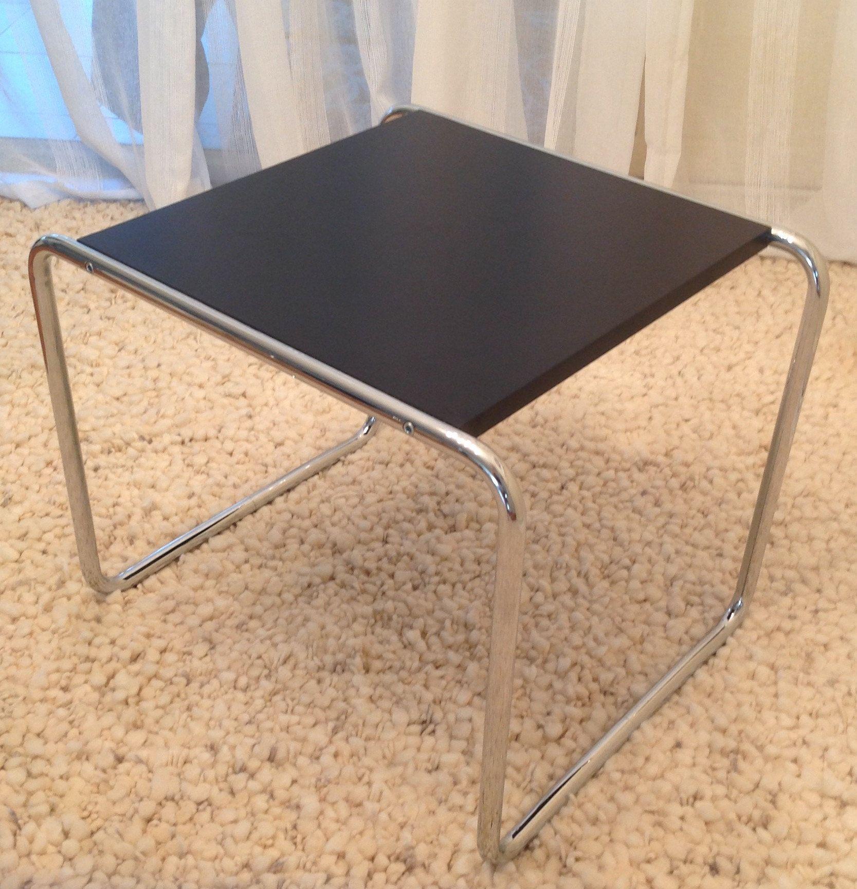 Marcel Breuer Small Laccio Table For Gordon International By Retroappeal
