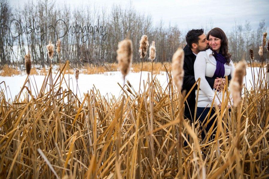 Photo of {Ash & Melissa} Woodland Couple Session – Calgary Couple Photographer – Calgary Wedding Photographers | Calgary Family Photographer | Paisley Photos
