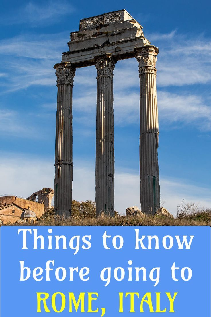 Photo of Rome travel tips: things to know before going there – Irma Naan World