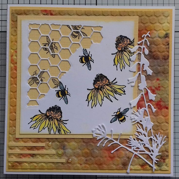 Make & Take Friday 16th February (With images) Bee