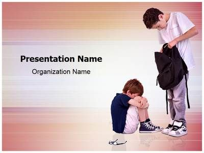 Teen teen bullying powerpoint template is one of the best teen teen bullying powerpoint template is one of the best powerpoint templates by editabletemplates toneelgroepblik Images