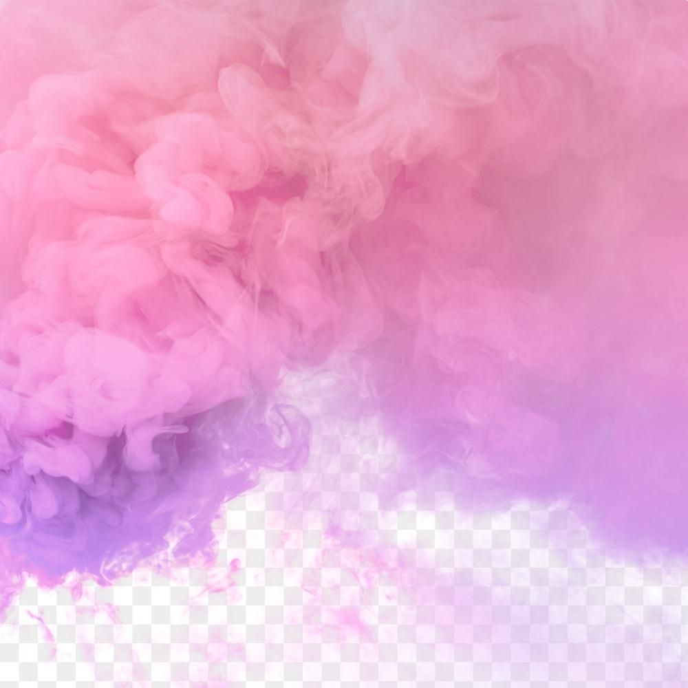 Pink And Purple Smoke Effect Design Element Free Image By Rawpixel Com Fon Pink Clouds Pink Design Element