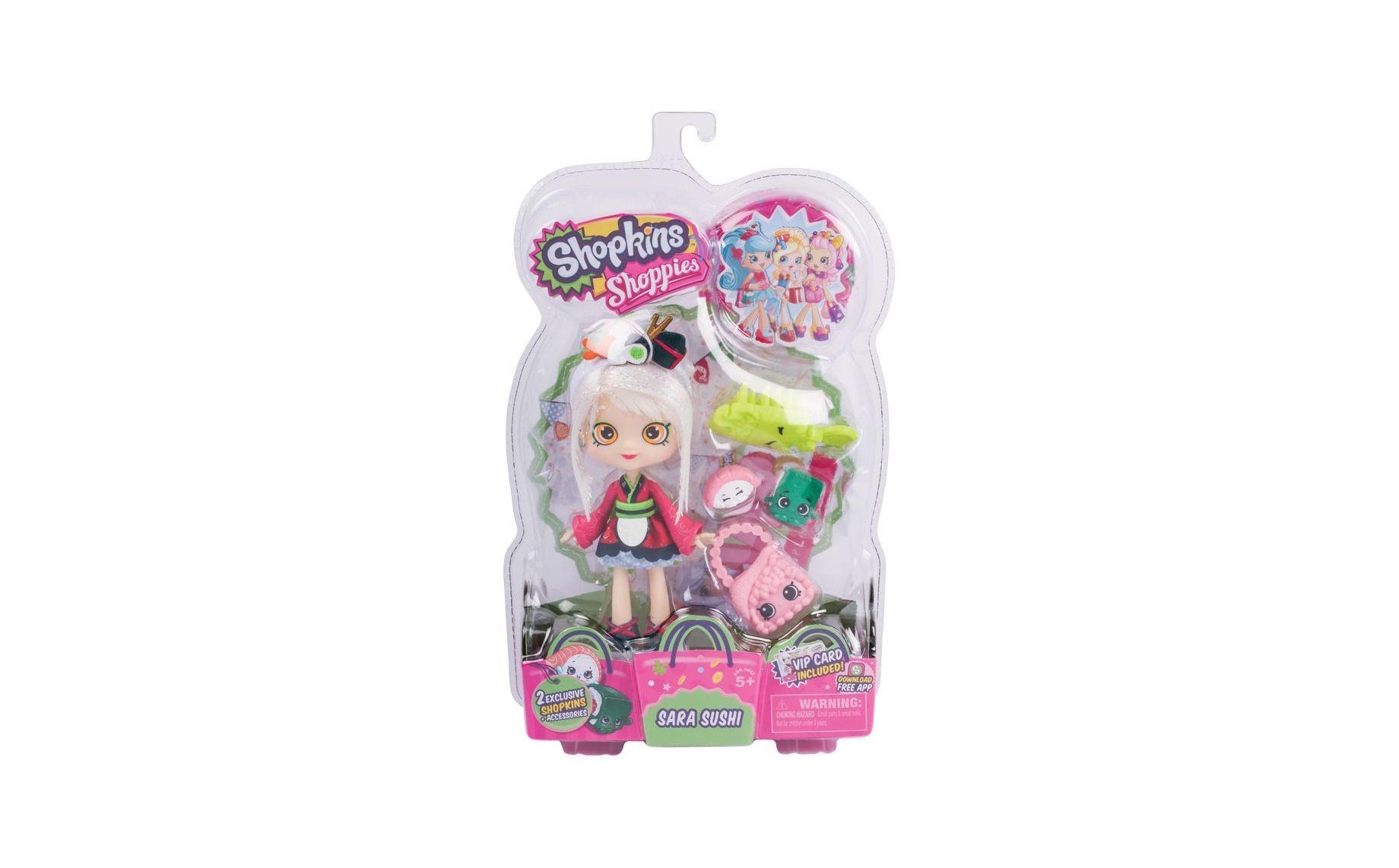 Buy Shopkins Shoppies Doll Assortment Wave 2 Series 6 Chef Club