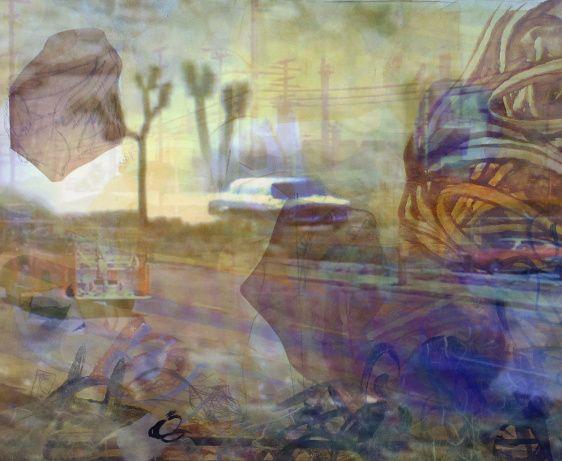 4/10/14 – #4 - Ren Adams, The Cascade Project, 2014. Digital art and new media.