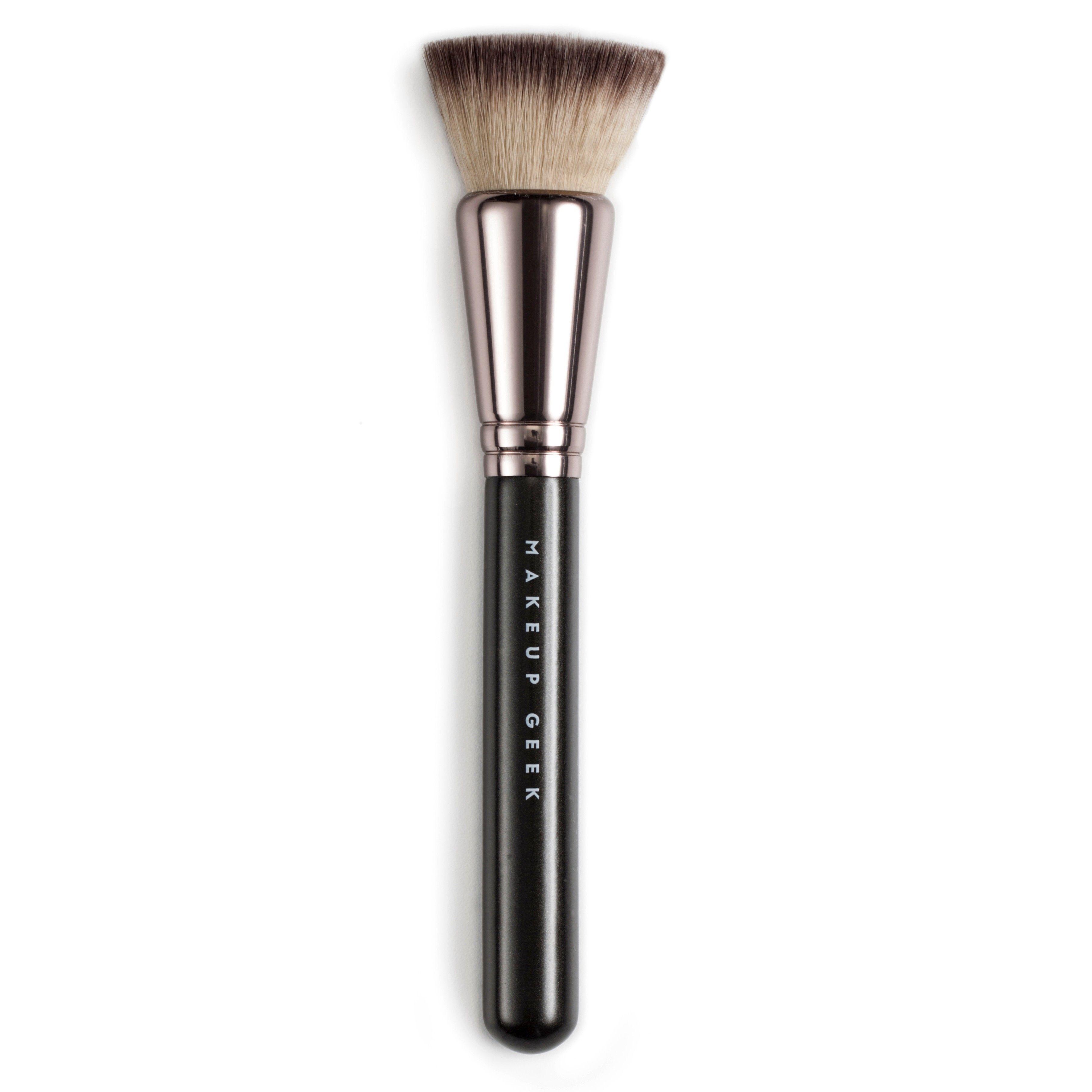 Makeup Geek Brush Foundation Stippling Brush Makeup