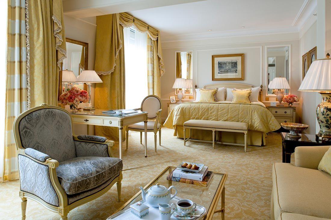 Four seasons hotel george v paris chambre paris chambre - Hotel georges v paris prix chambre ...