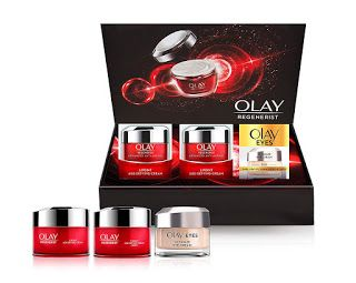 fragrance  perfumes  makeup accessories olay starter