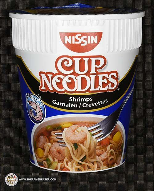 The Ramen Rater reviews a Cup Noodles variety by Nissin Germany - shrimps! Part of a Meet The Manufacturer series on the company