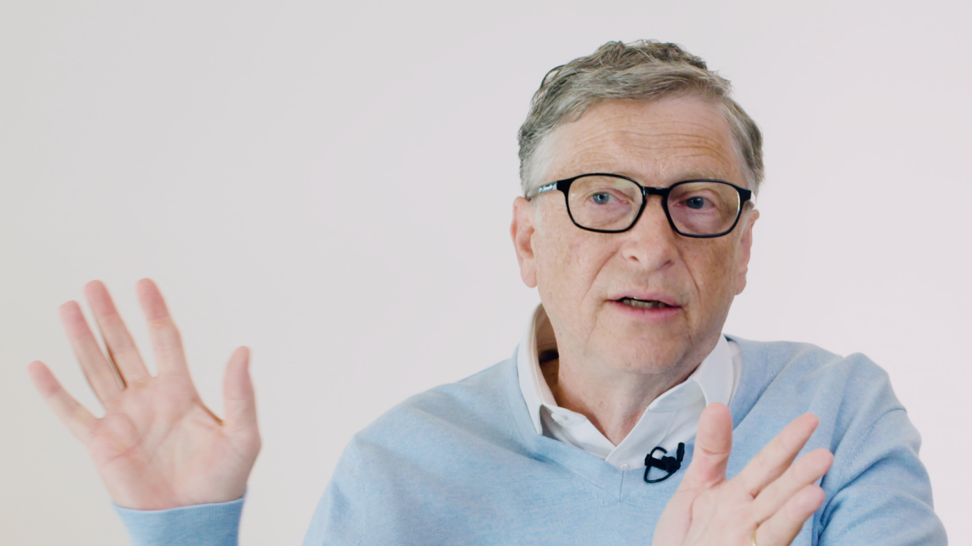 Bill Gates On How He Would Educate Himself If He Were 15 Years Old Moving It From The Book To The Online That S Been Education Use Of Technology 15 Years