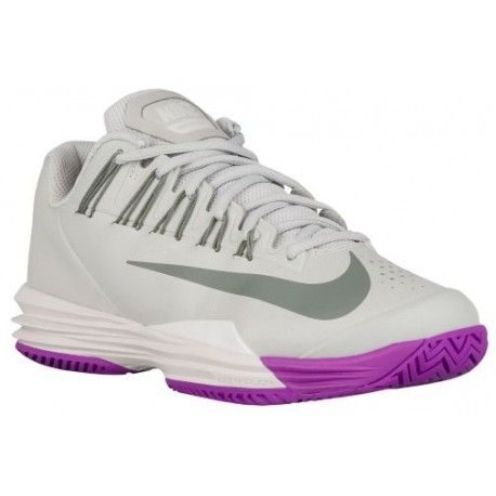 purple nike tennis shoes,Nike Lunar Ballistec 1.5 - Women's - Tennis - Shoes  - Night Silver/Phantom/Vivid Purple/Tumbled Grey-s