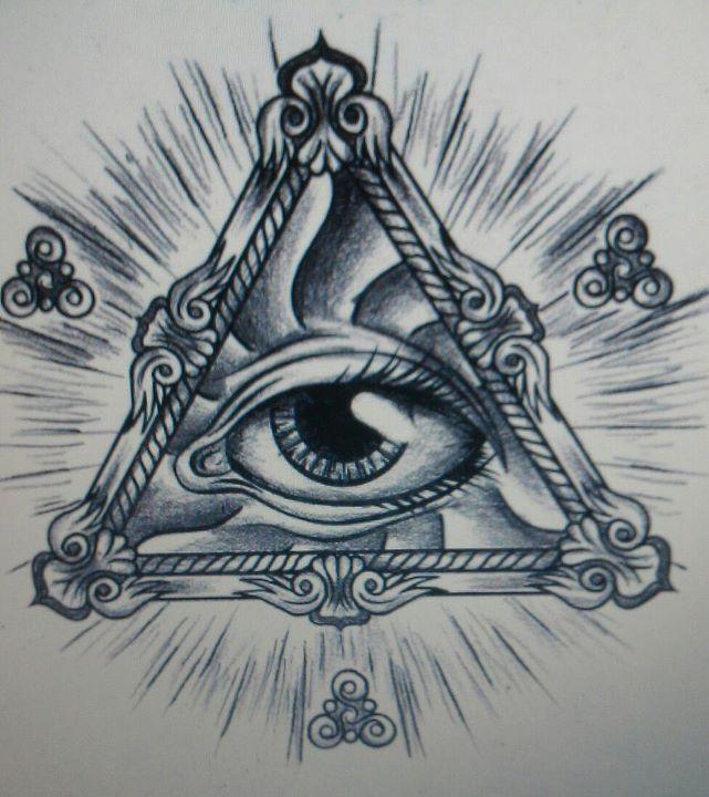 The All Seeing Eye #Illuminati