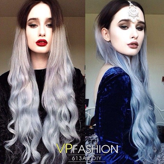 how to go grey from blonde