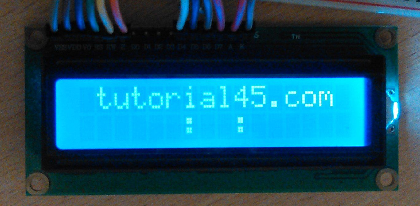 arduino-countdown-timer | Arduino Projects/Electronic Projects
