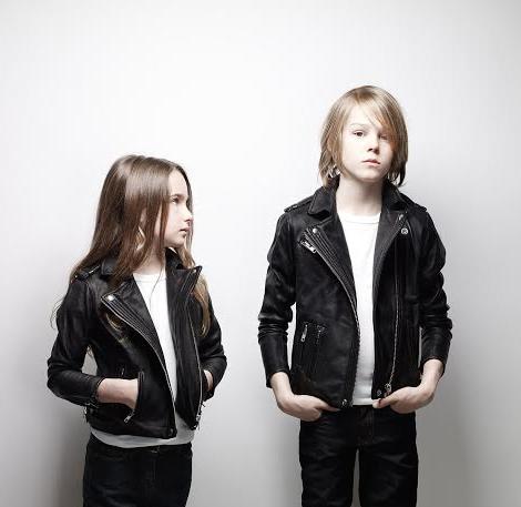 IRO Kids Leather Jacket Kids fashion inspiration, Kids