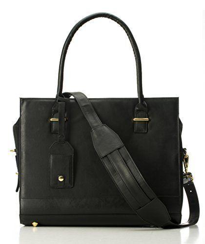 0e86946e1921 Graceship Women Briefcase Shoulder Laptop Messenger Bags Satchel ...