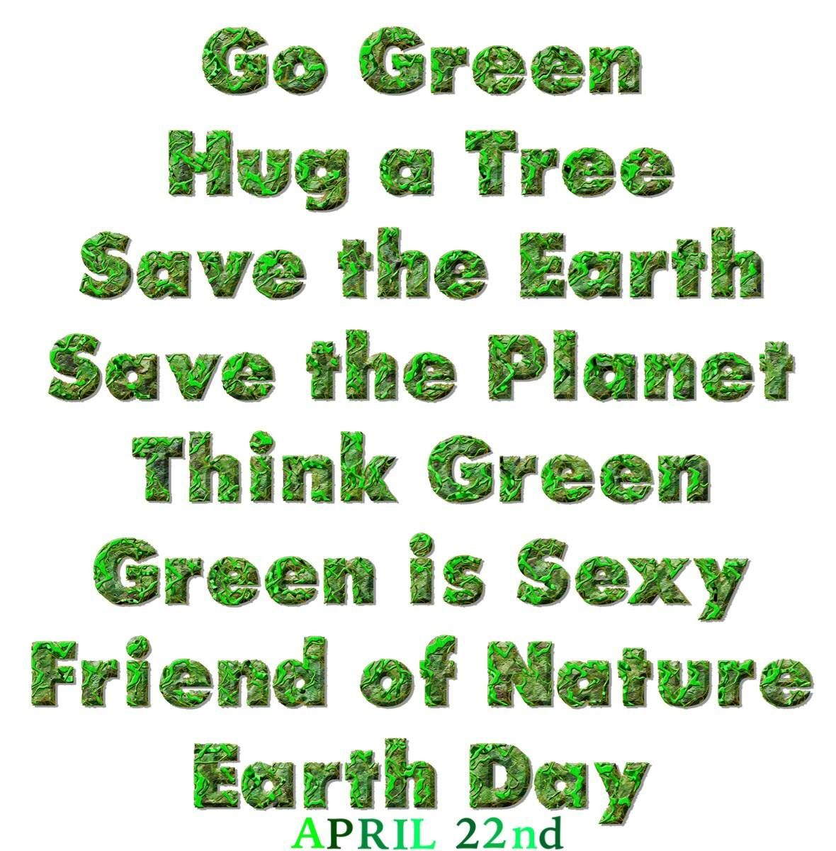 Earth Day April 22nd Save Tree Slogan Mother Nature Essay 150 Word For Grade 8 Introduction