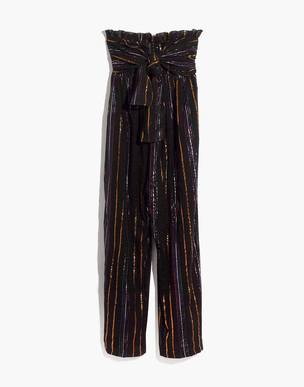6655e2f4541 Madewell Apiece Apart Striped Zaza Gipsea Jumpsuit