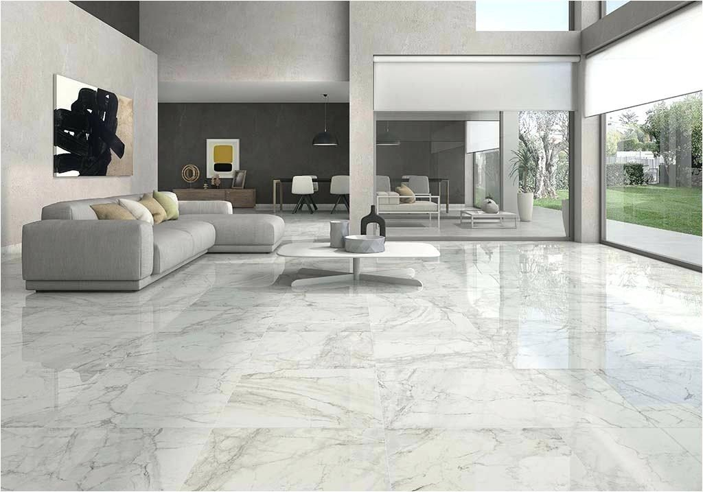 White Marble Floor Living Room Decorecord Living Room Tiles