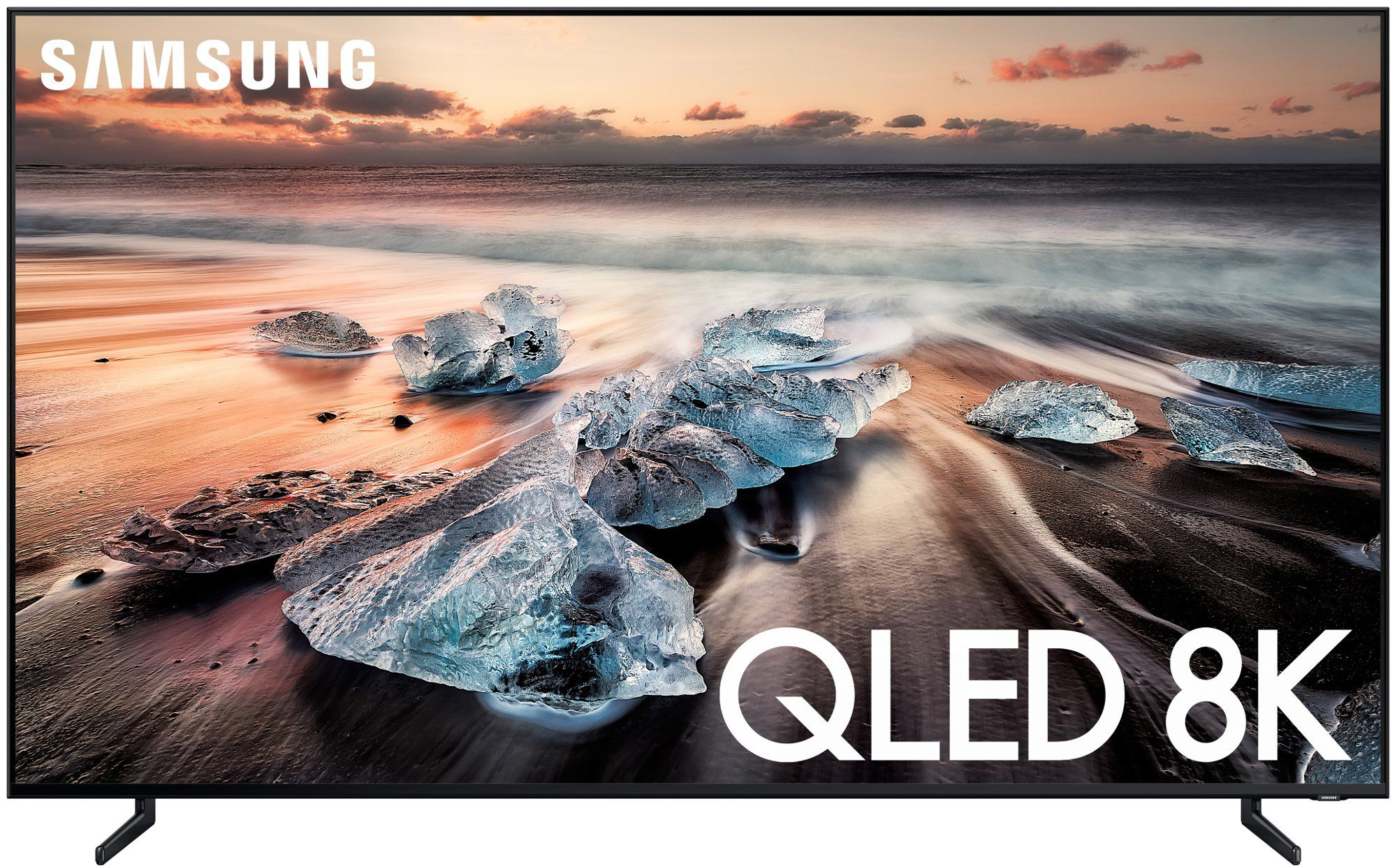 This incredibly massive Samsung QN82Q900R 82 Inch QLED 8K UHD Q900 Series Smart TV from RC Willey brings true-to-life picture quality with a redefinition of high definition. Samsung's best TV ever combines true-to-life 8K HDR picture quality, AI-powered intelligent upscaling, stunning design, and smart home ready features, for a revolutionary TV experience. Astounding Clarity Concentrated zones of precision-controlled LEDs display ultra-deep blacks and pure whites with Direct Full Array 16x. Ent