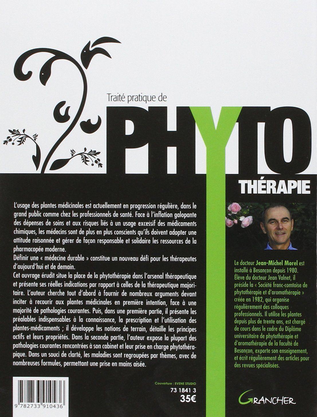 Traité pratique de phytothérapie (avec images