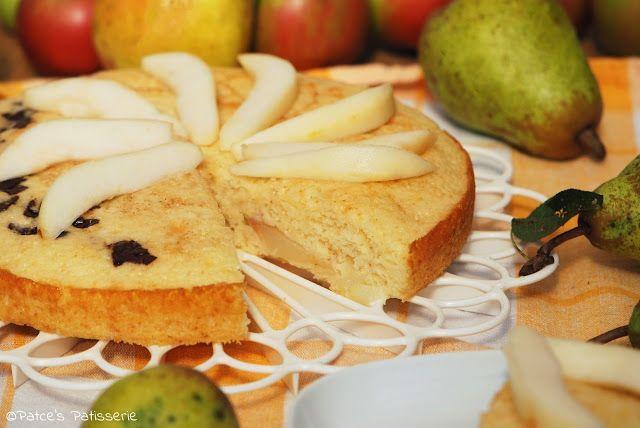 Birnen-Buttermilchkuchen ohne Butter {Die schnelle Alternative zum Hefekuchen}   Patce's Patisserie   Bloglovin'