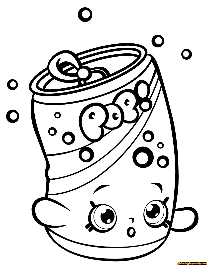 Pin by Brandi Mosca on Coloring Shopkins colouring pages Cute coloring pages Shopkin