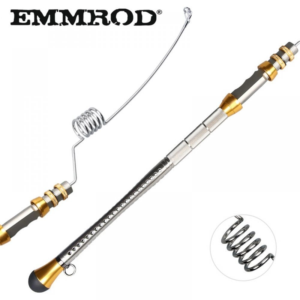EMMROD Spinning Fishing Rod 80CM Sea Boat Rock Lure fishing