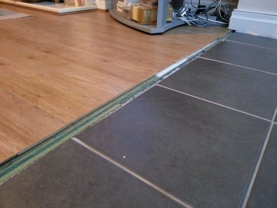 Floor : Flooring How Can I Transition Between These Floors