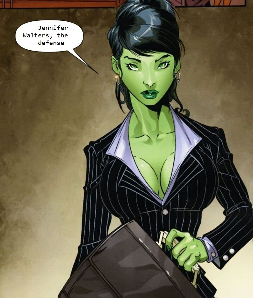 She-Hulk By Ghost-overlord.deviantart.com