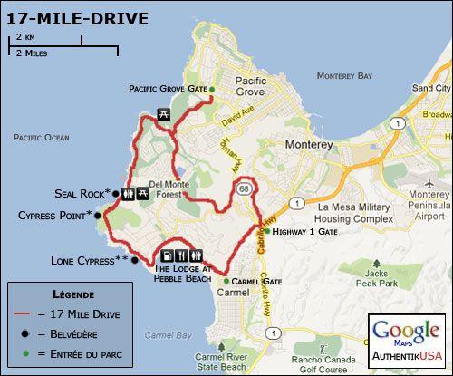 17 Mile Drive California Travel 17 Mile Drive Visit California