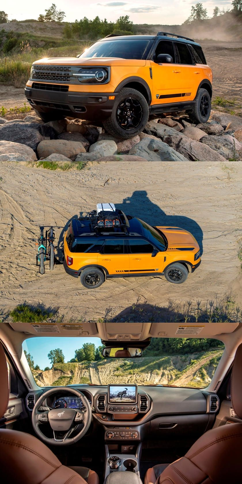 There's Bad News About The Ford Bronco Sport. Flattowing
