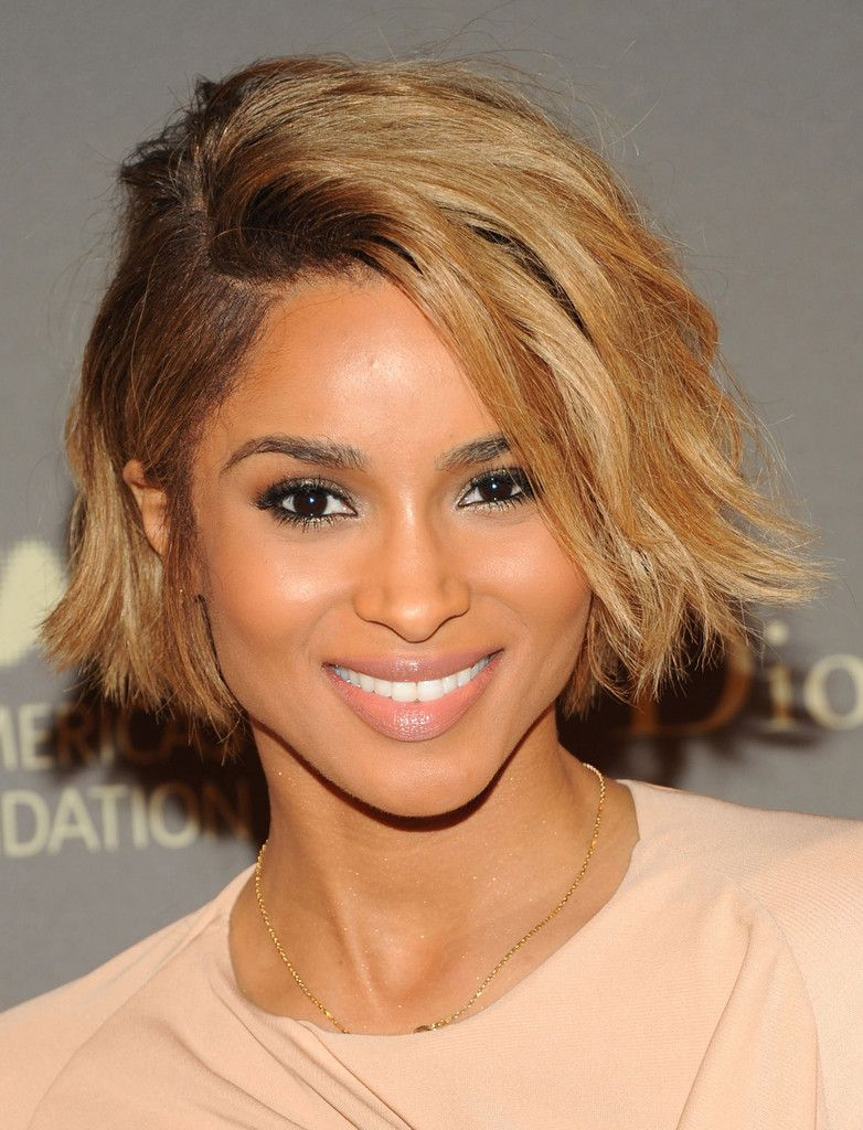 Chin Length Bob Haircuts | Check Out Ciara Rocking A Sexy Chin ...