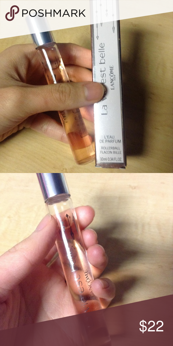 Lancome La Vie Est Belle Rollerball Nwt Lancome Makeup Rollerball Things To Sell