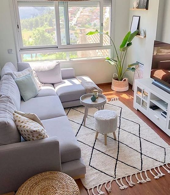 42 Very Cozy And Practical Decoration Ideas For Small Living Room Isabellestyle Blog Living Room Decor Apartment Small Living Room Design Small Living Rooms