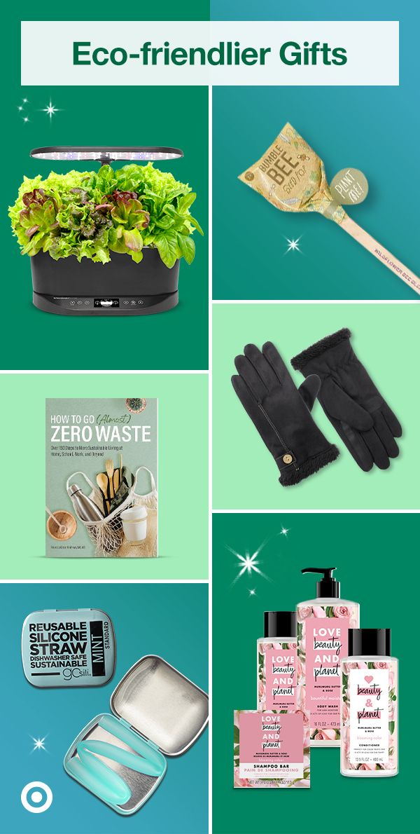 Need meaningful gifts for sustainable living? Find creative ideas for him & her, from zero-waste cooking to clean & natural beauty.