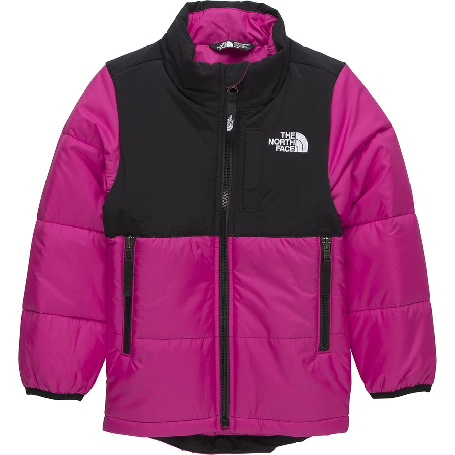 The North Face Balanced Rock Insulated Jacket Toddler Girls Insulated Jackets The North Face North Face Jacket [ 900 x 900 Pixel ]