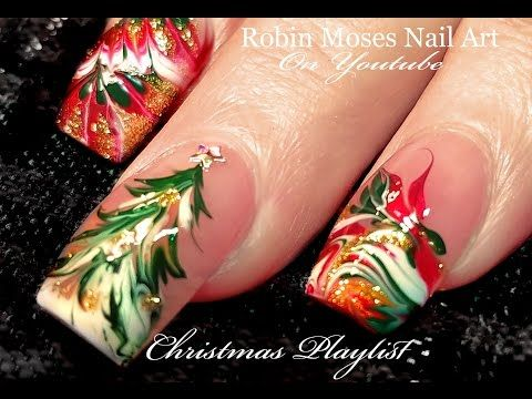 Water Marble Nail Art With Gel Polish Hireability
