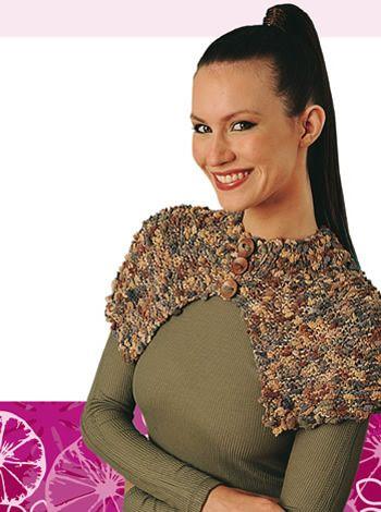05 - Con botones - Dos agujas | crochet | Pinterest | Dos agujas ...