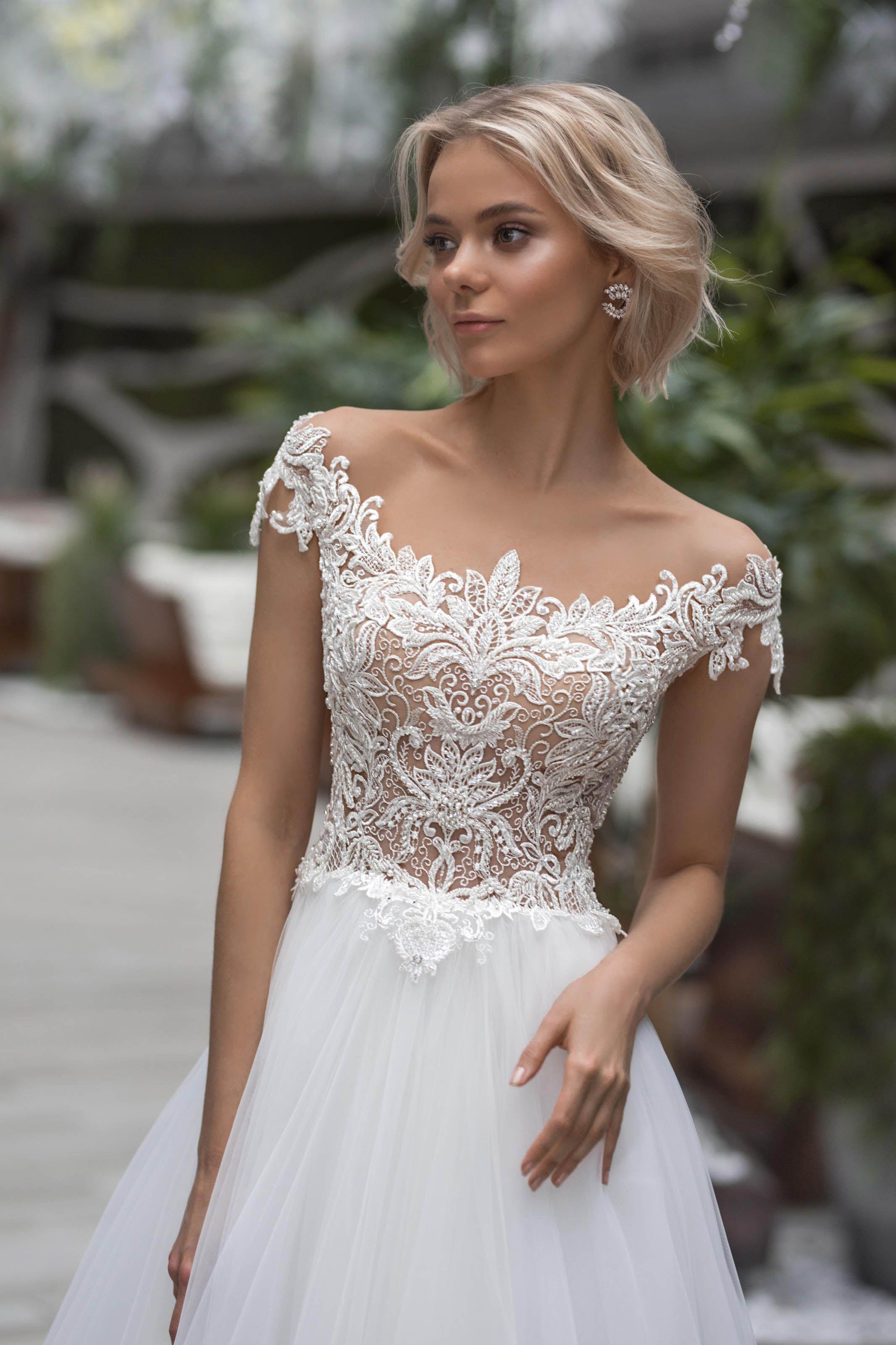 Wedding Dress Sinuosa By Strekoza Off Shoulder Neckline A Line Simple Wedding Dress W Sheer Wedding Dress Bridesmaid Dresses Long Navy Navy Bridesmaid Dresses [ 3200 x 2133 Pixel ]