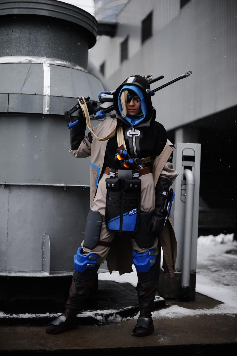 Pin On Overwatch Cosplay Costume