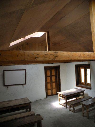 Earthbag Building The Small World School In Nepal Interior Architecture Design Interior Architecture Interior Design Firms
