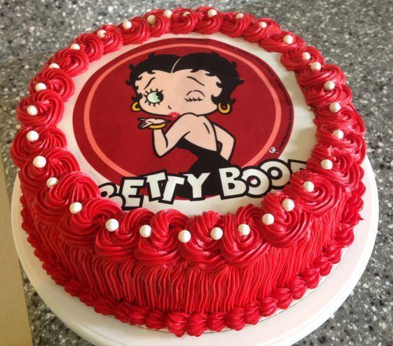 Image result for betty boop cumpleaños decoracion | Betty Boop ...