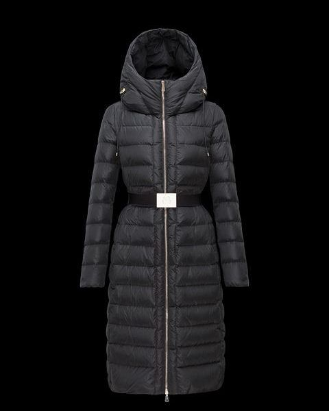 MONCLER IMIN LONG Down Jacket – Ladies – Black. Cheap Moncler ...