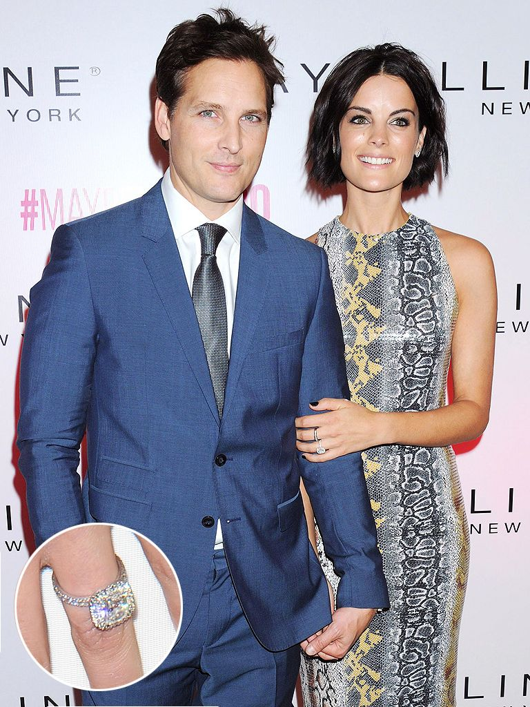 Peter facinelli and jaimie alexander wedding dress