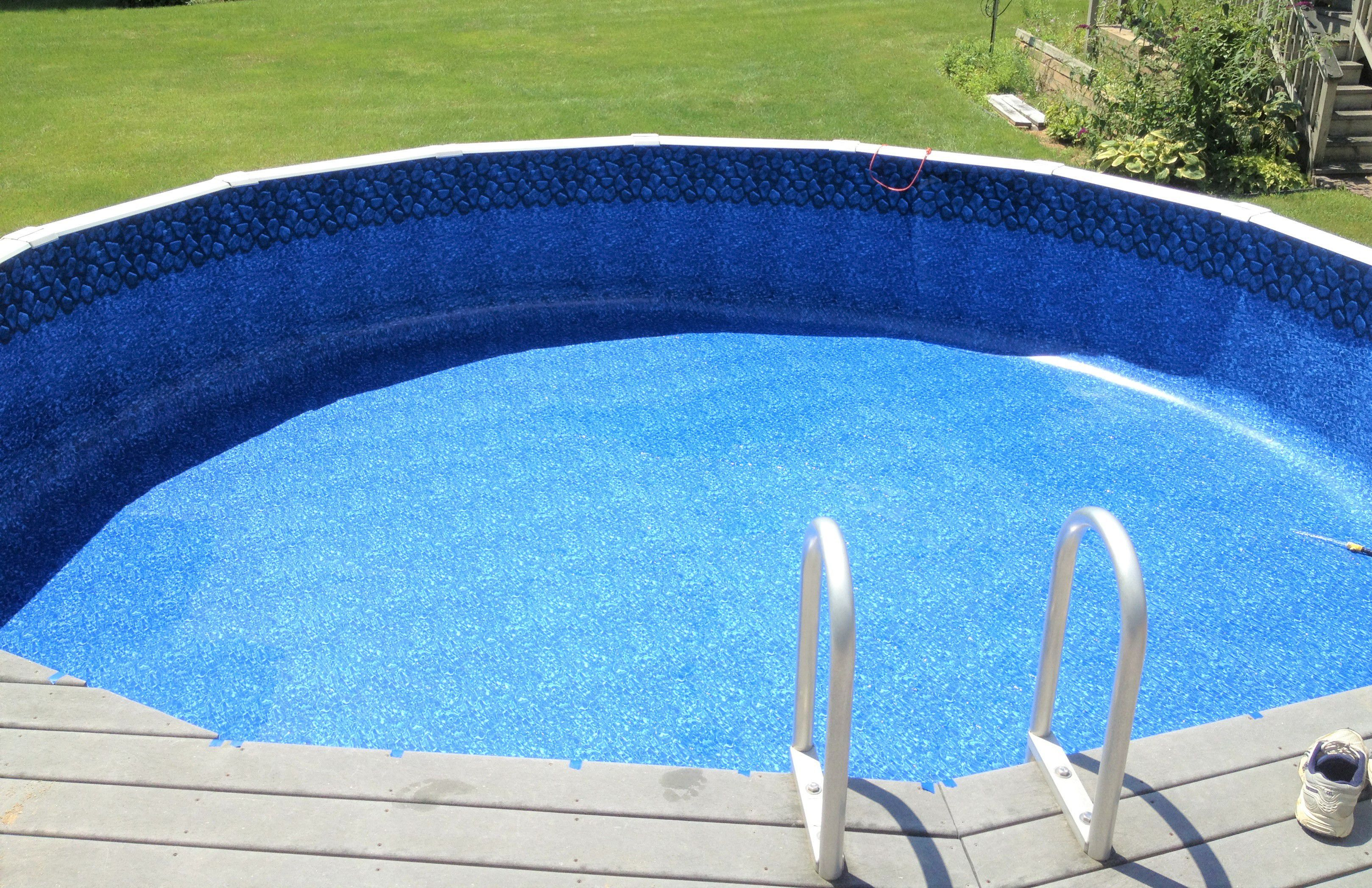 How Much Does An Above Ground Pool Cost Above Ground Pool Cost Pool Cost Above Ground Swimming Pools