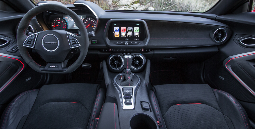 2018 Chevrolet Camaro Interior News Cars Report
