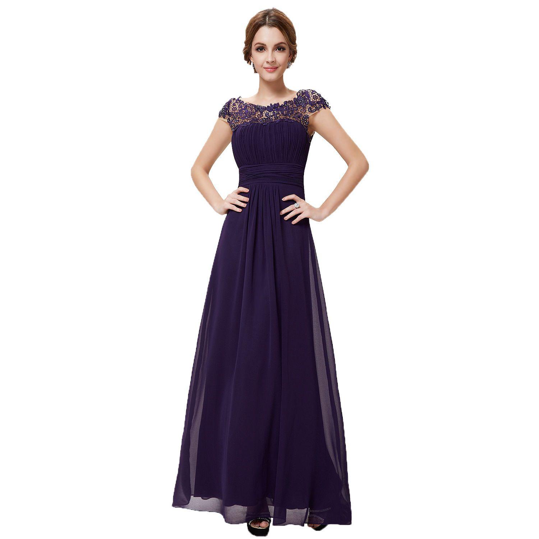 http://www.ebay.co.uk/itm/New-Womens-Bridesmaids-Lace-Cap-Sleeve ...