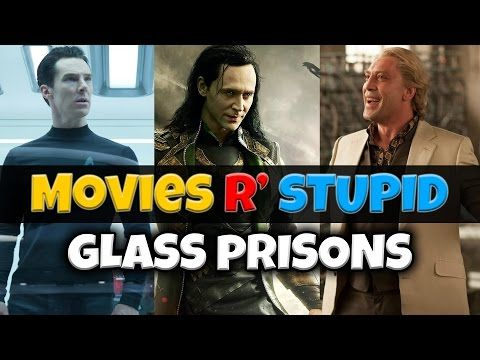Movies R' Stupid – Glass Prisons (How The Joker, Raoul Silva and