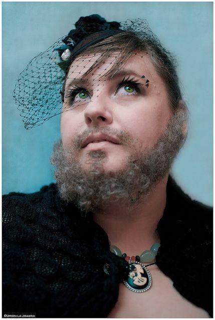 Linda Bearded lady, Costumes and Halloween costumes - halloween costumes with beards ideas