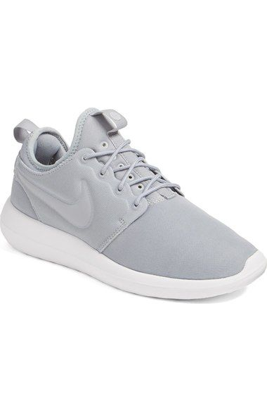 Nike roshe 2 womens shoe in wolf grey/white size 7 or 7.5 $90 | WISHLIST |  Pinterest | Nike roshe, Roshe and Shoes women